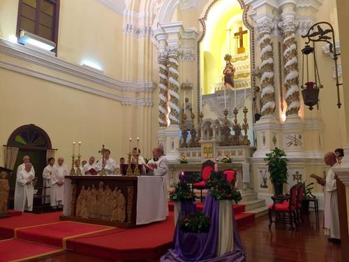 澳門耶穌會聖沙勿略瞻禮